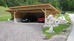 Carport Leitinger